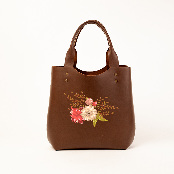 Nature Bag - Chocolate