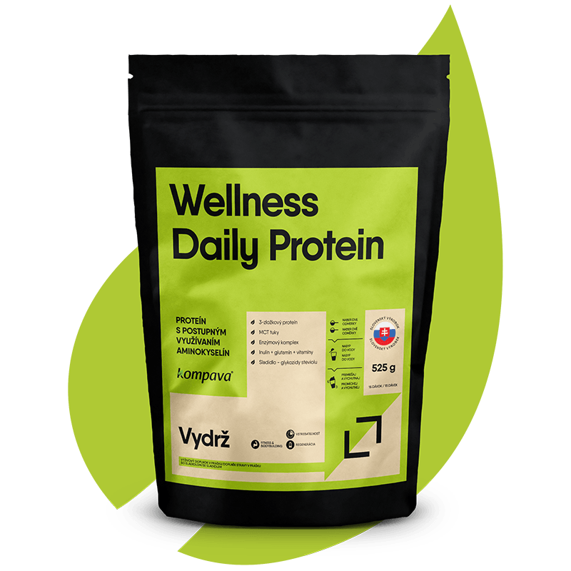 Kompava - Wellness Daily Protein 65%