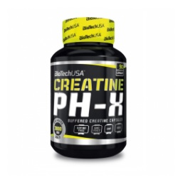 BiotechUSA - Creatine PH-X 90kaps