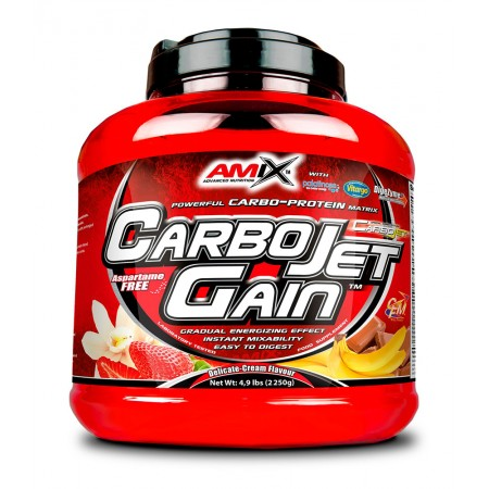 AMIX - CarboJet Gain 2250g
