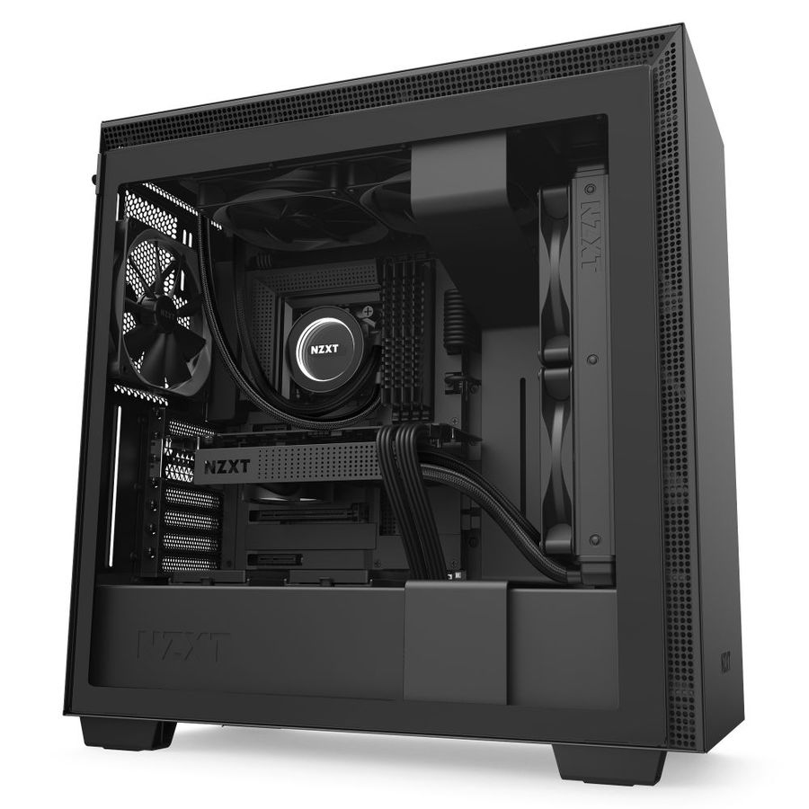 NZXT Gaming PC High End