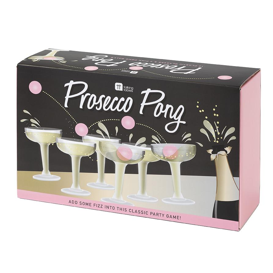 Party hra - Prosecco Pong