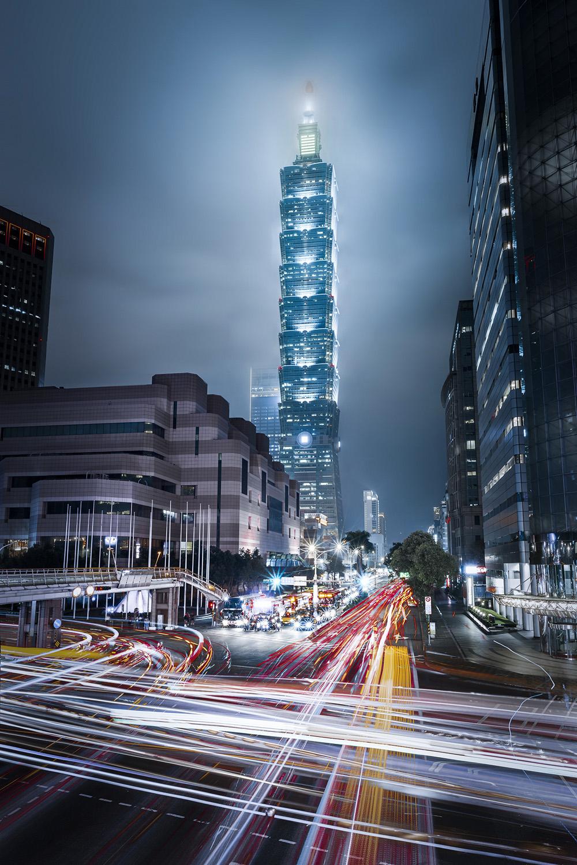 Niekdajia najvyia budova na svete Taipei 101jpg