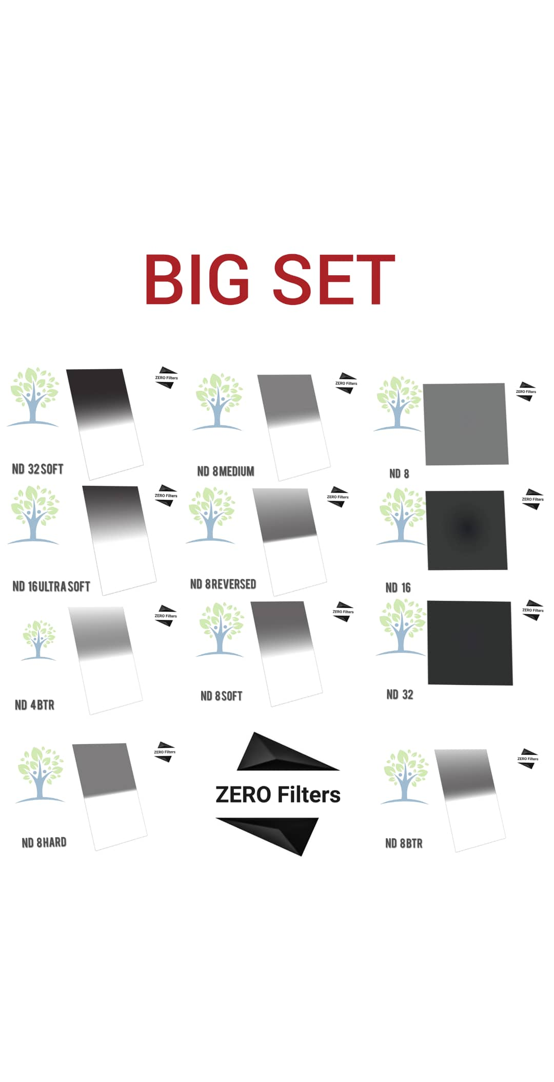 BIG Set of Filters