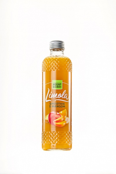 LIMOLA - smoothie s mangom 330ml