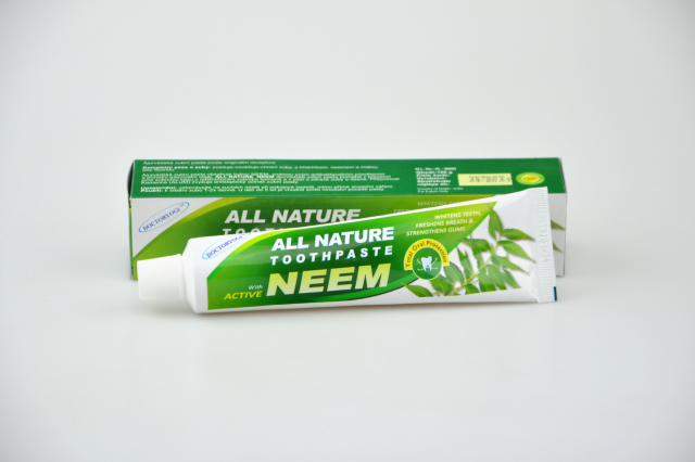 ALL NATURE NEEM - zubná pasta 100g
