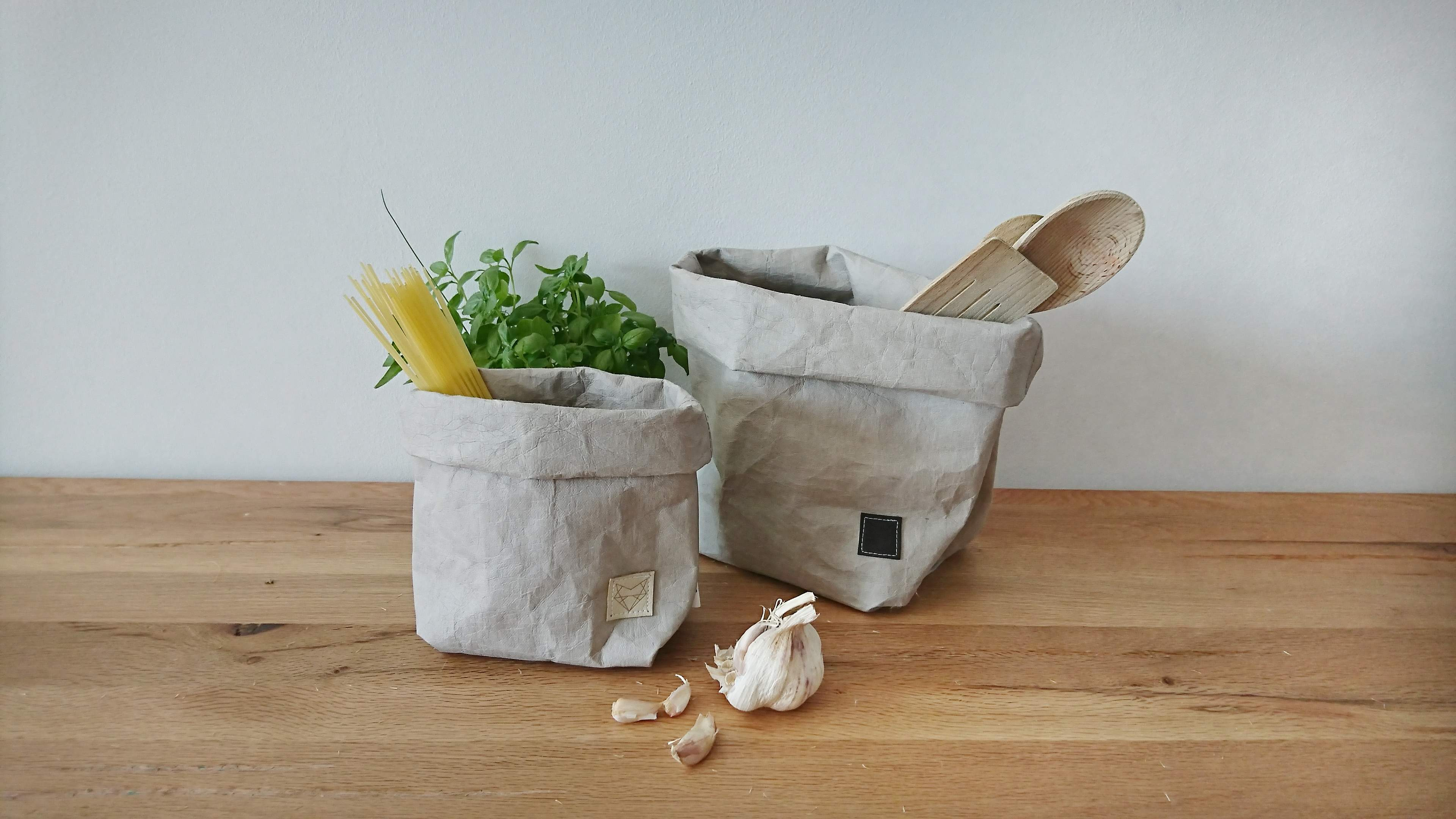Small home bag Grey