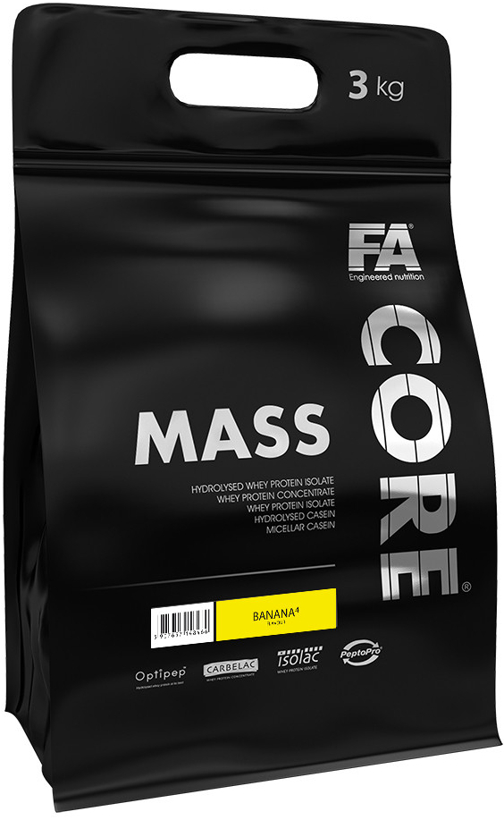 Fitness Authority - Mass Core 3000g