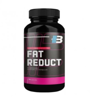 Body Nutrition - Fat Reduct 90kaps