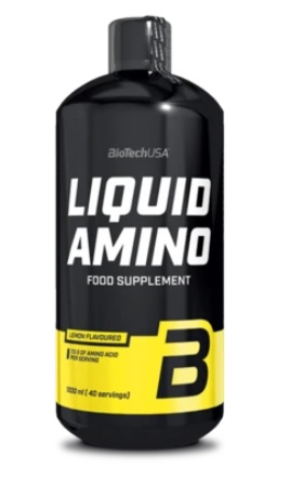 BiotechUSA - Liquid Amino 1000ml