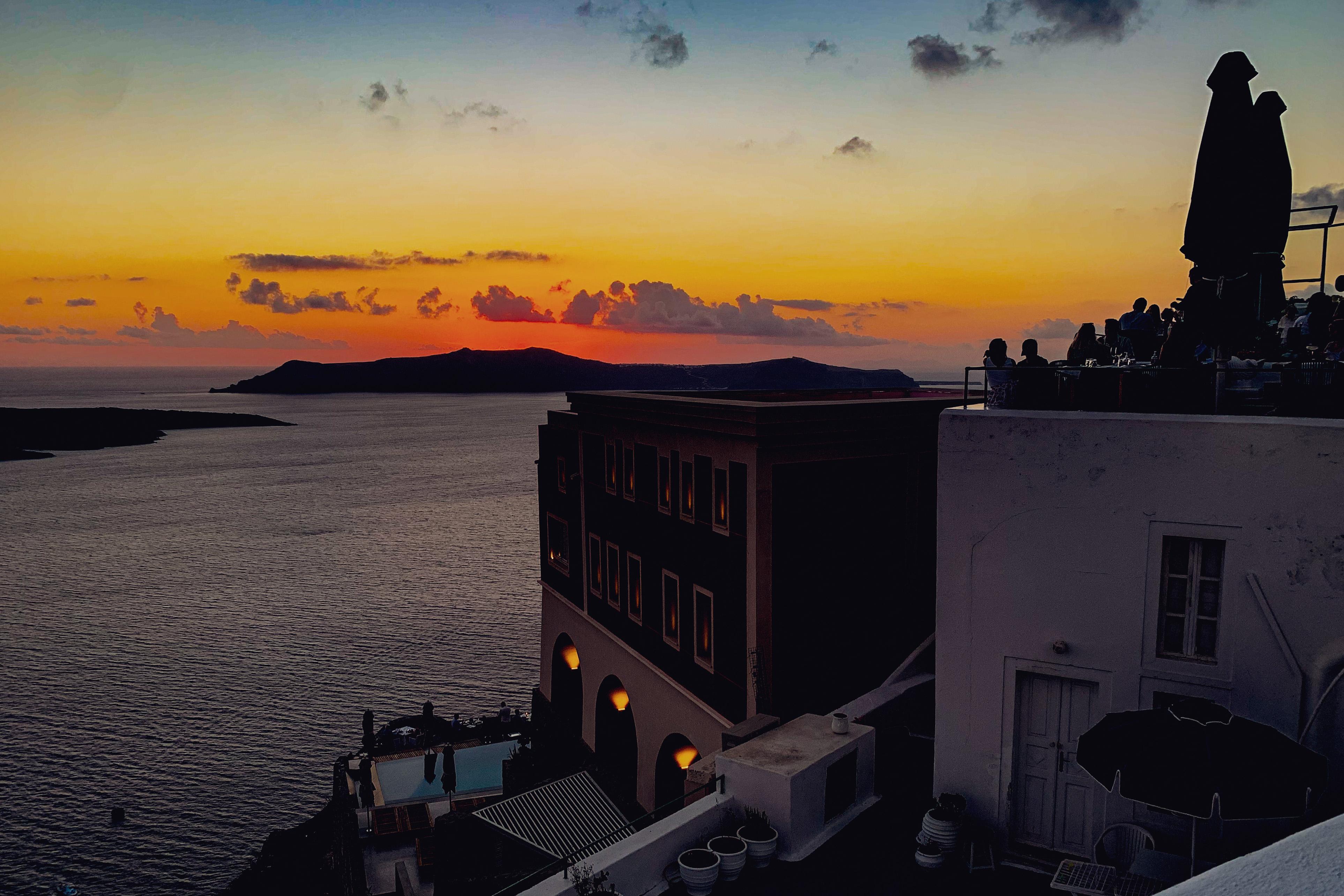 Santorini Fira Sunset 2JPG