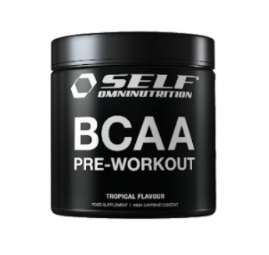Self - BCAA Pre-Workout 300g