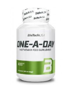 BiotechUSA - ONE-A-DAY 100tbl