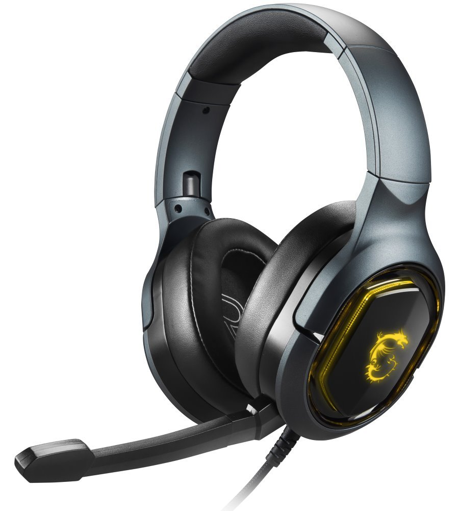 Headset MSI IMMERSE GH50