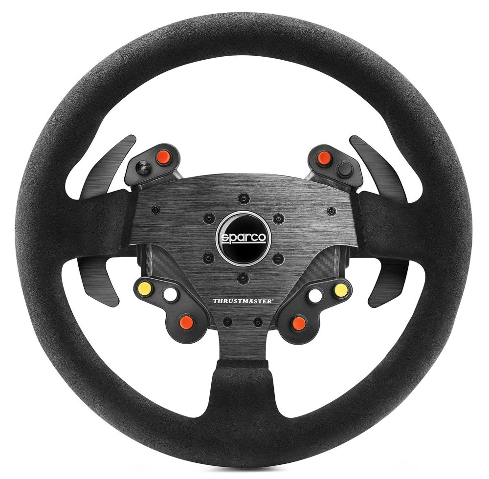 Thrustmaster Rally Wheel Add-On Sparco®