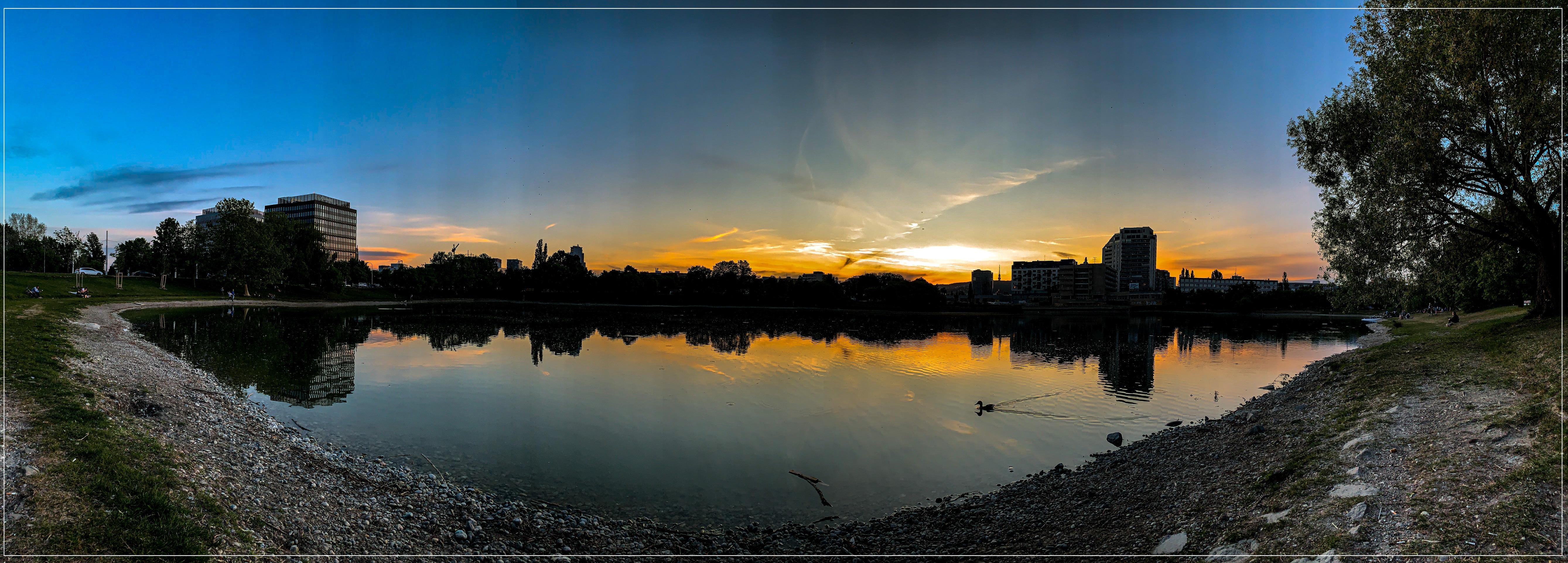 Zapad slnka Strkovec Ruzinov Bratislavajpg