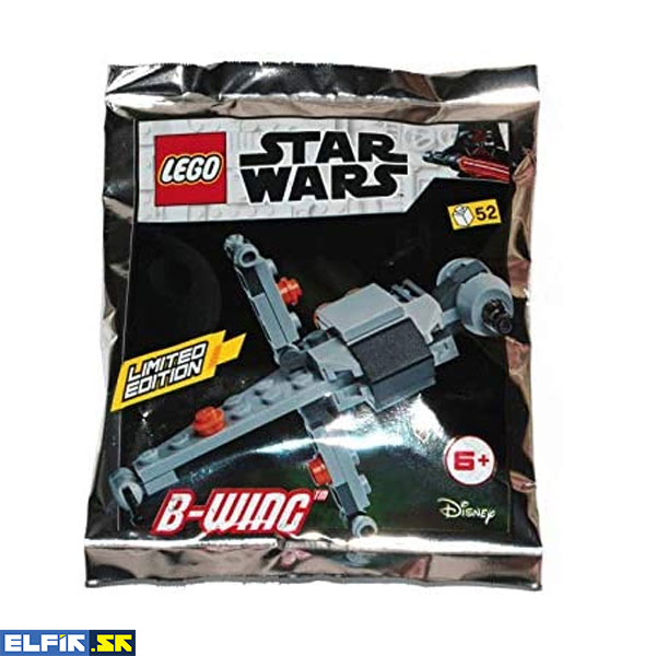 LEGO Star Wars B-wing - polybag 911950