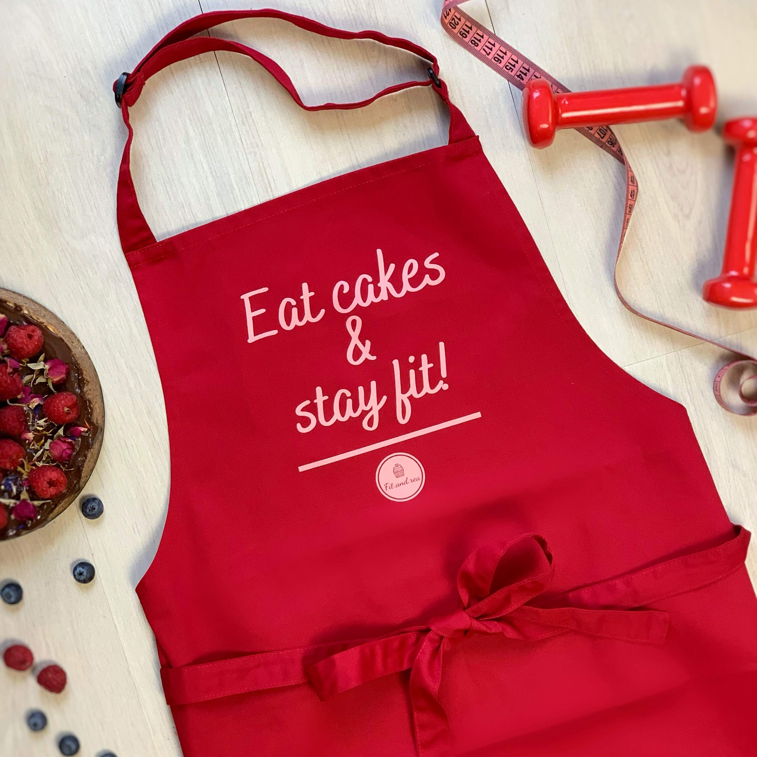 Zástera - Eat cakes & stay fit!