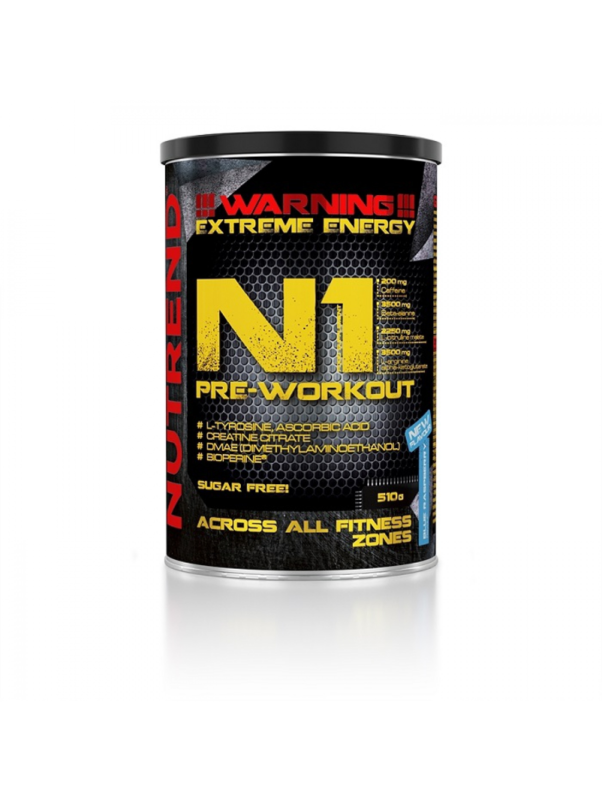 Nutrend - N1 Pre-Workout 510g