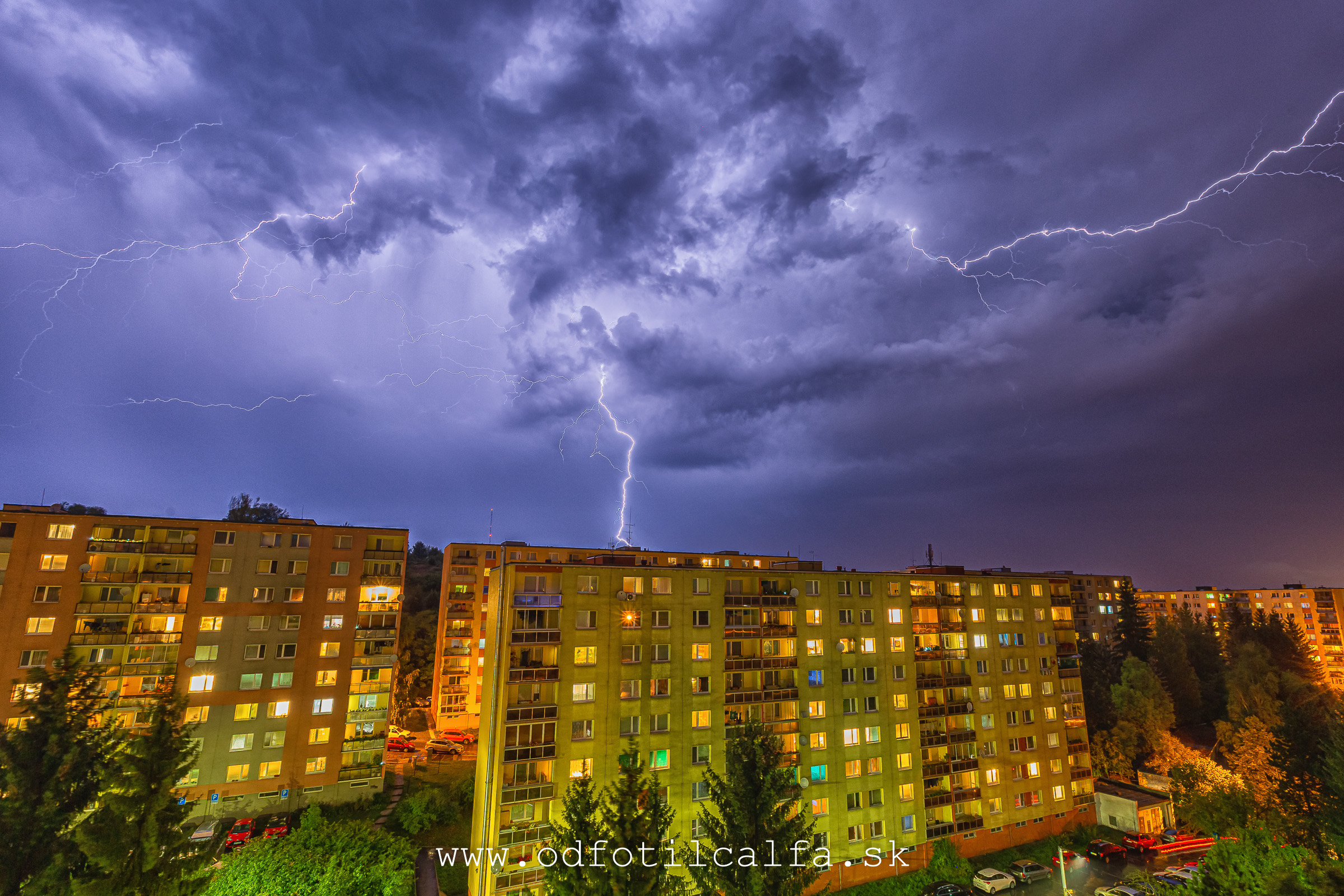 storm brka slovensko dankov stoziar blesky lightning-4JPG
