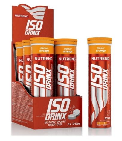 Nutrend - Iso Drinx Tabs 12tbl