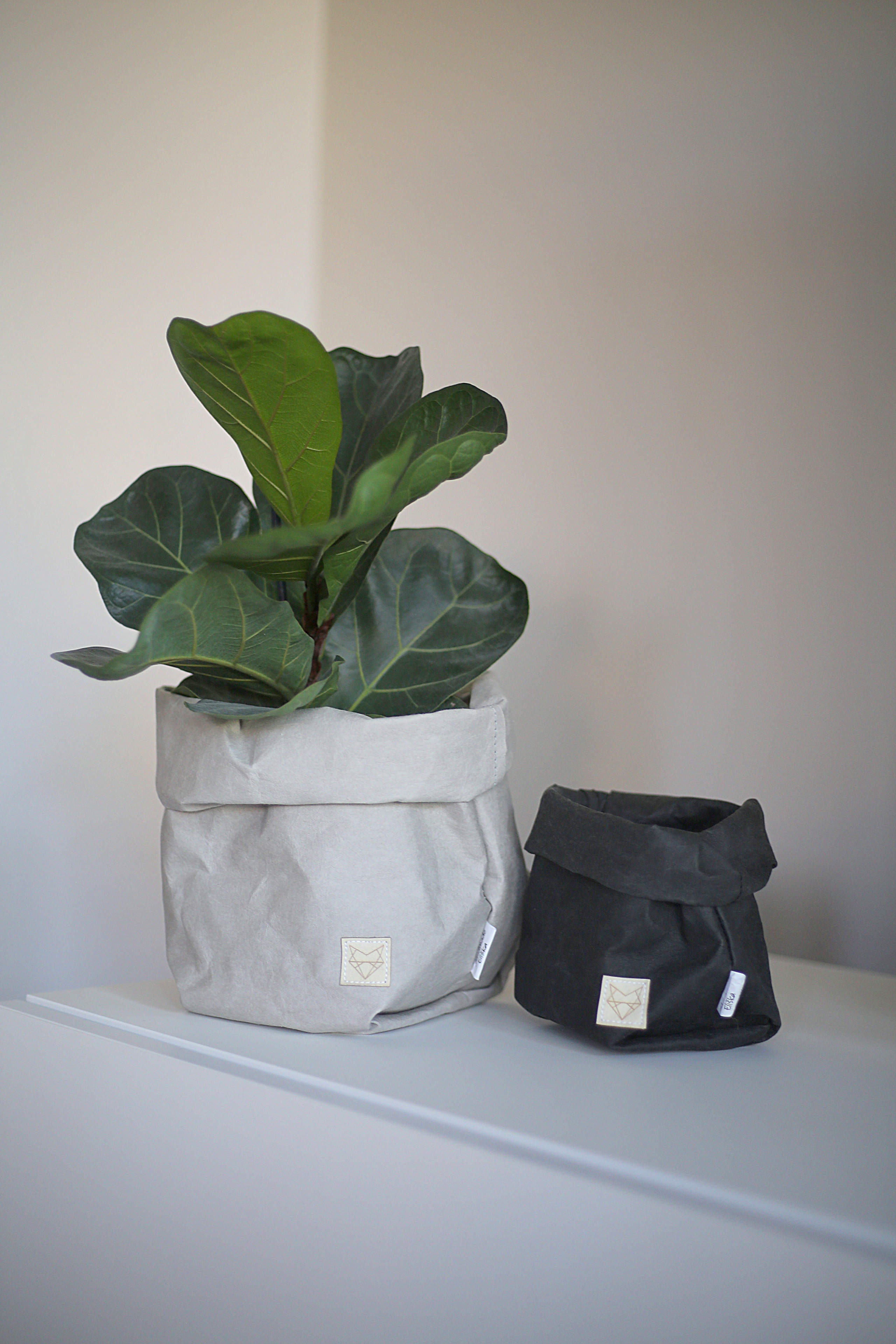 Small home bag Black