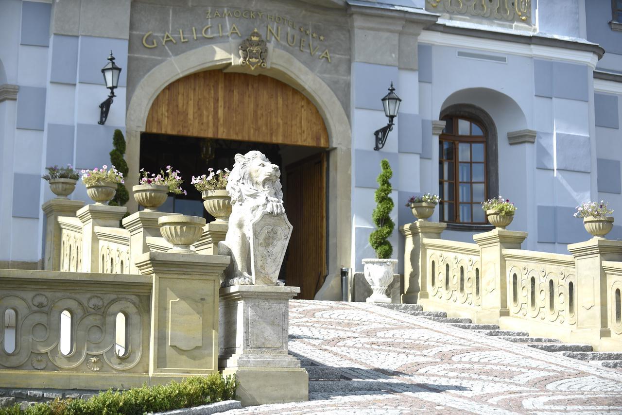Zmock hotel Galicia Nueva svadobna hostina na svadbujpg
