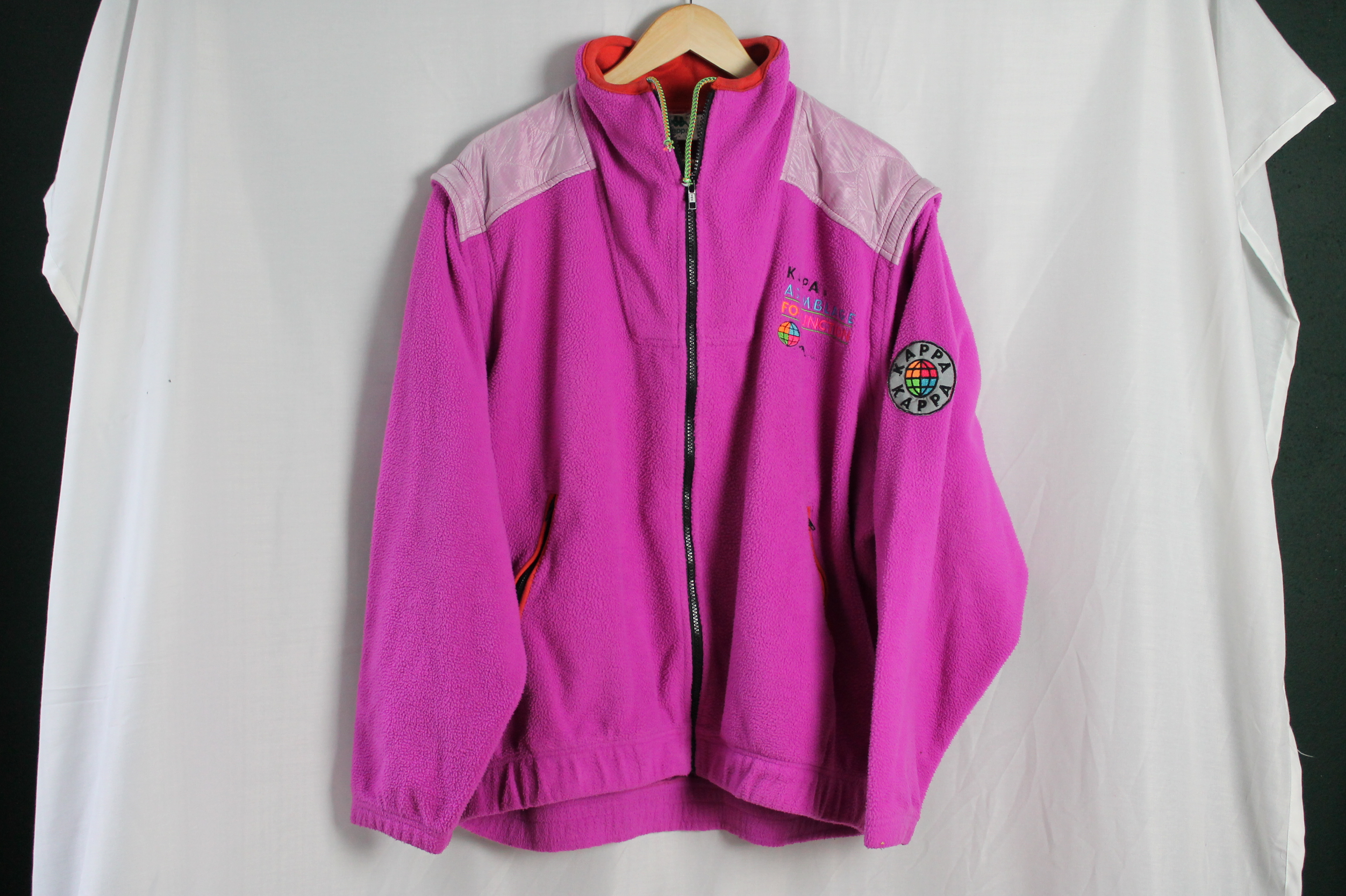 Kappa fleece size man L - XL woman XL