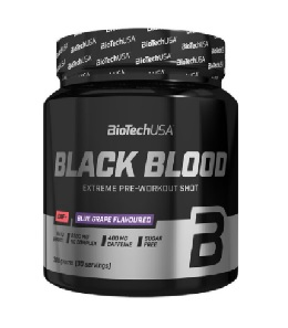 BiotechUSA - Black Blood NOX+ 300g