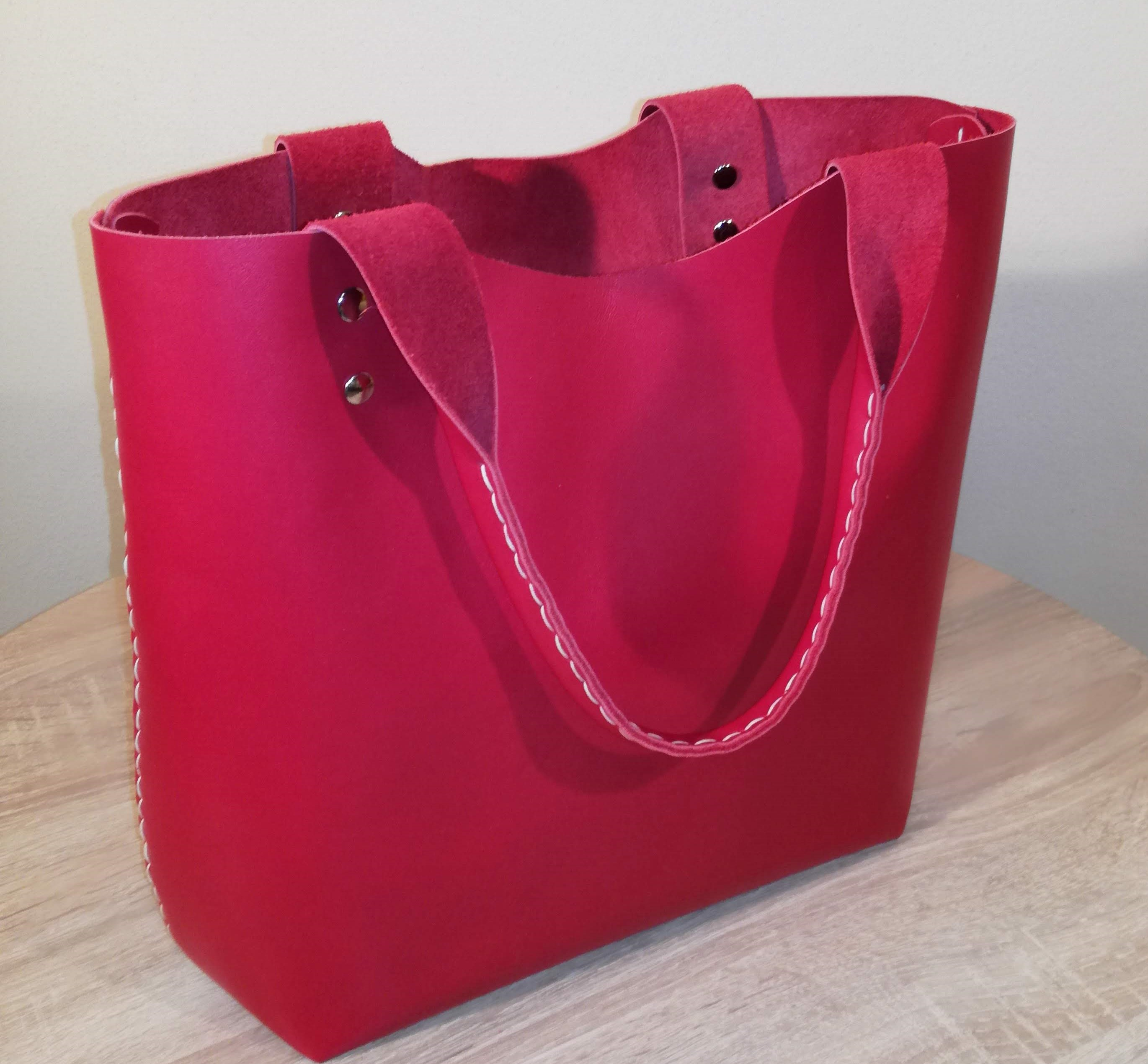 Nature bag - Red