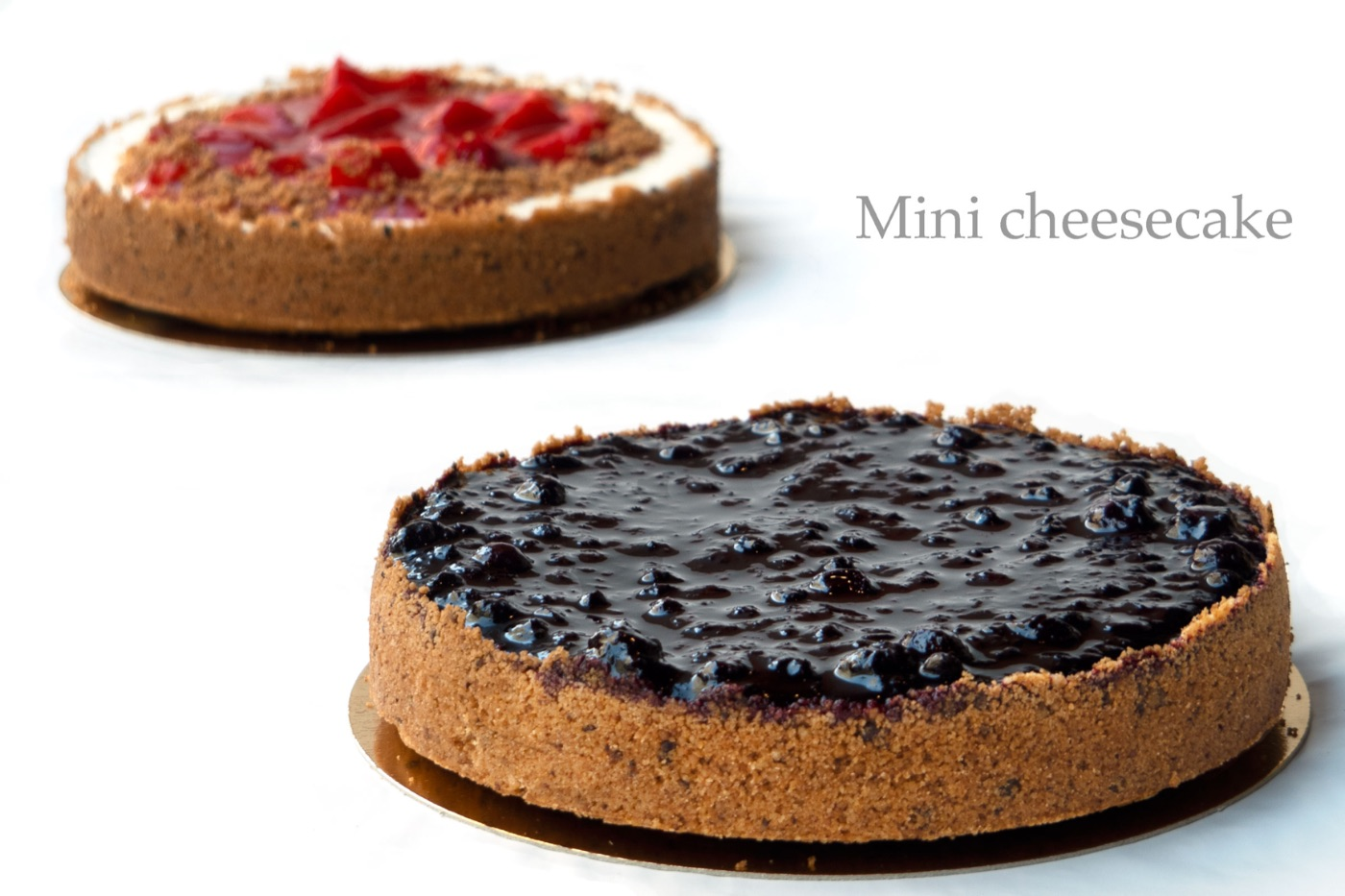 mini cheesacake