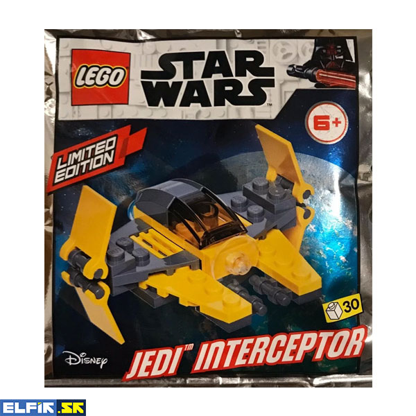LEGO Jedi Interceptor - polybag 911952