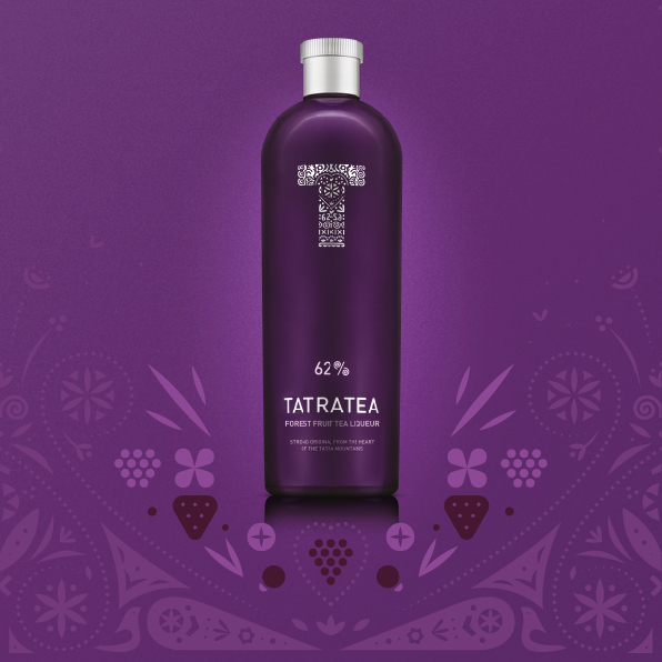 TATRATEA 62 % FOREST FRUIT