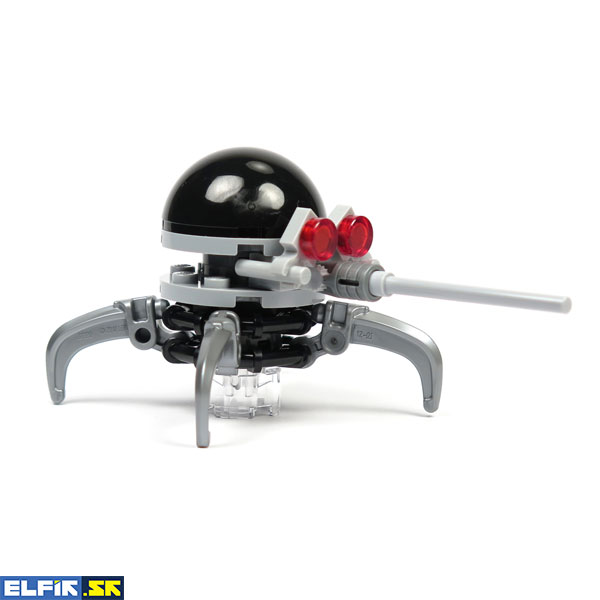 LEGO Star Wars Dwarf Spider Droid (Black Dome) - polybag 911835