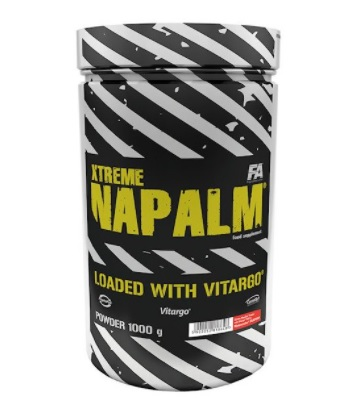 Fitness Authority - Xtreme Napalm with Vitargo 500g