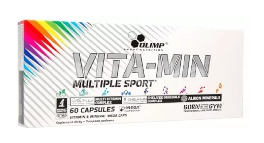 Olimp - VITA-MIN Multiple Sport, 60kaps