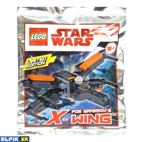 LEGO Star Wars X-Wing - polybag 911841