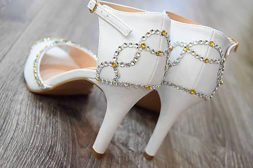 e50745c14a Svadobné topánky -