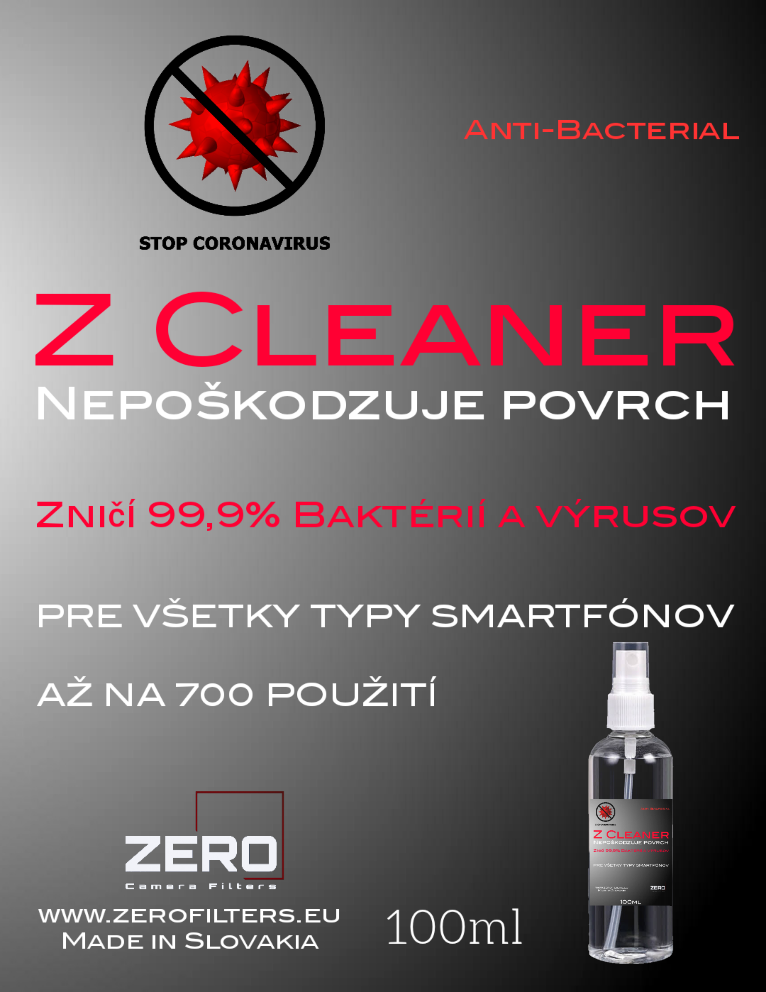Z Cleaner - Smartphone