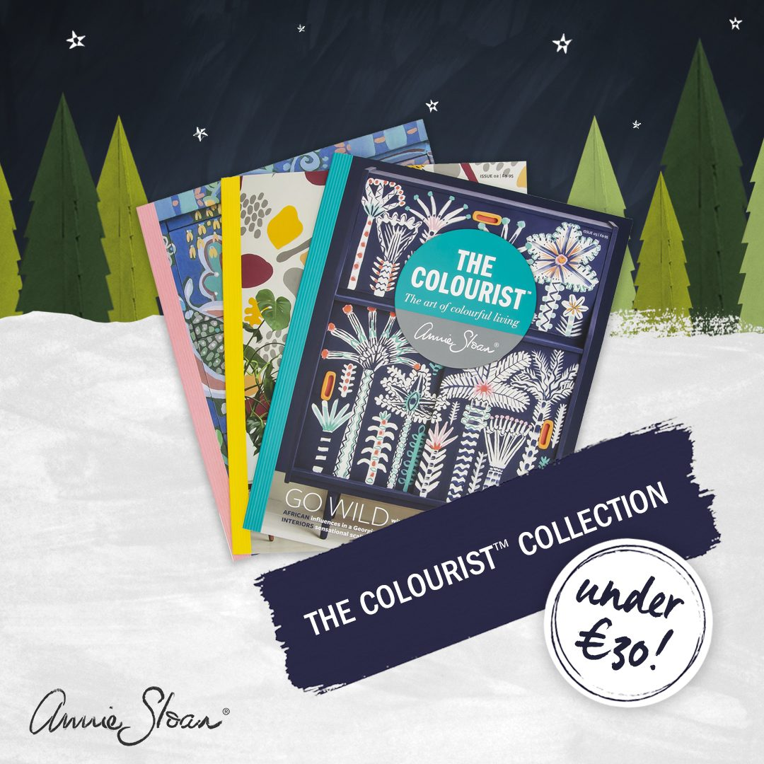 The Colourist Collections  3ks za cenu 2ks!