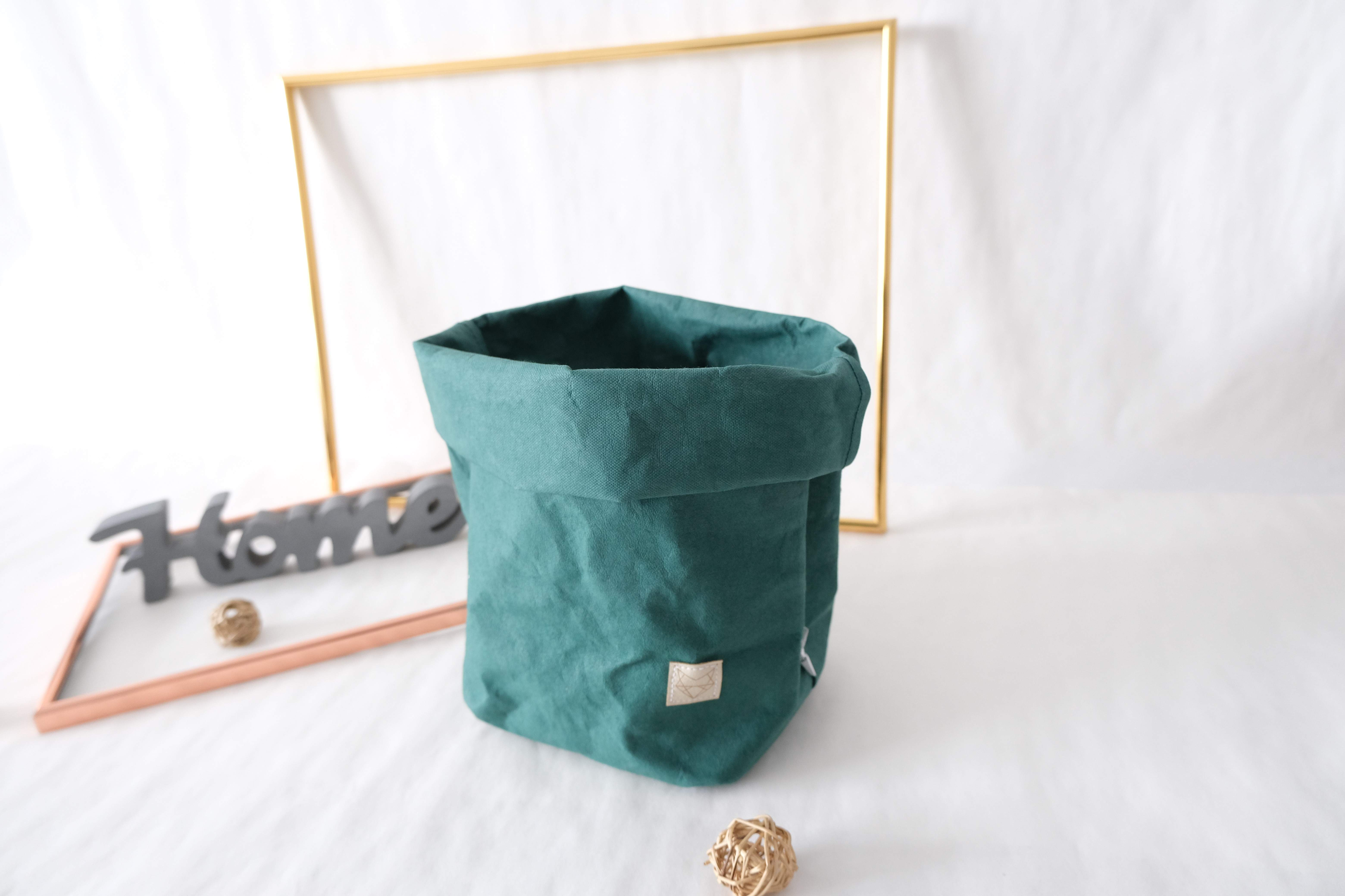 Big home bag Green