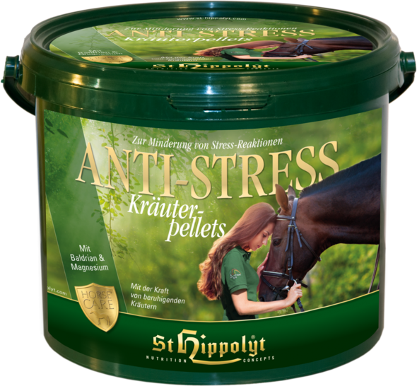Anti-Stress-Kräuterpellets