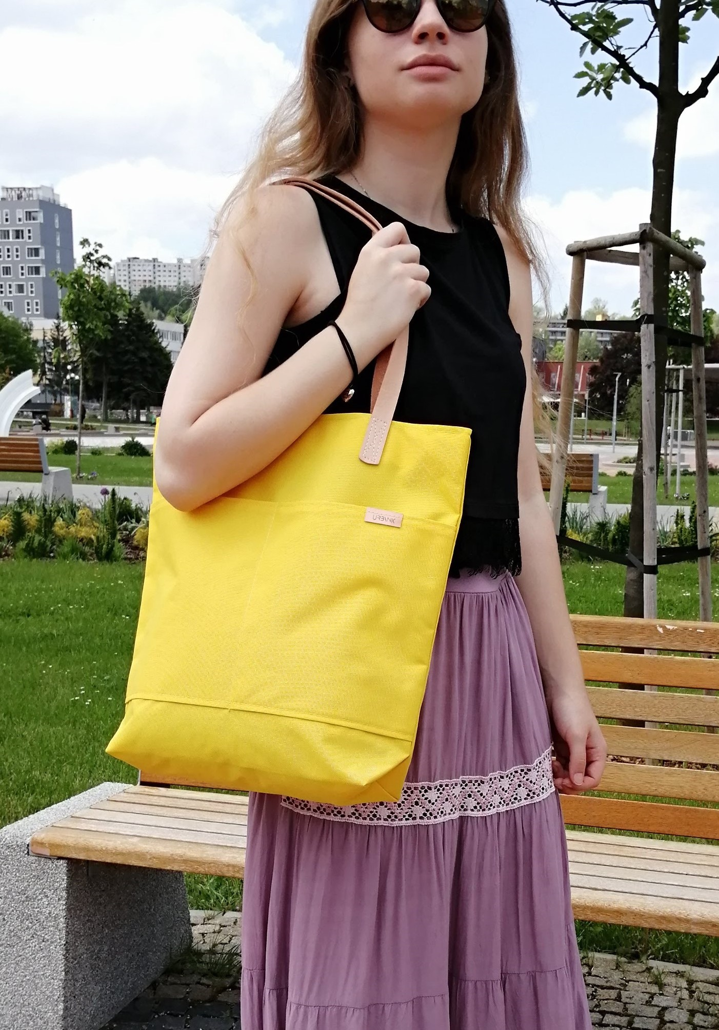 Urbanic bag - Lemon