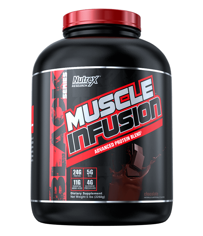 Nutrex - Muscle Infusion Black 2270g