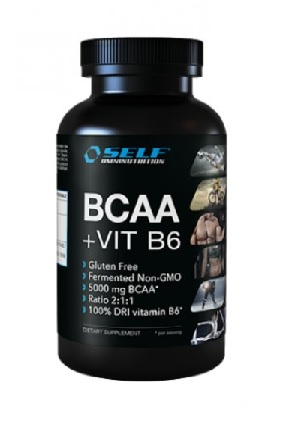 Self - BCAA + VIT B6 100tbl