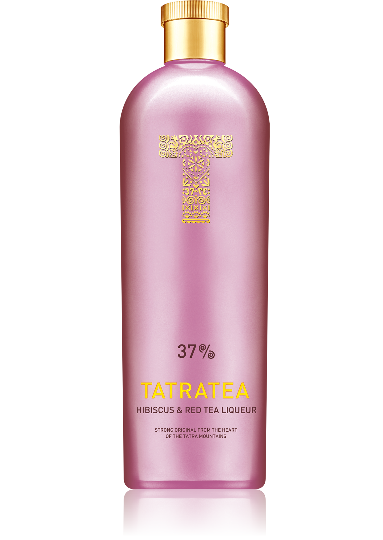 TATRATEA 37 % HIBISCUS & RED TEA