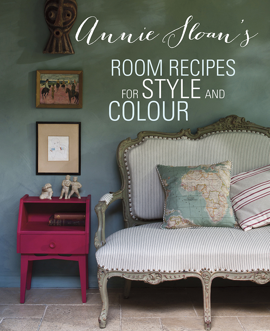ROOM RECIPES FOR STYLE AND COLOURS