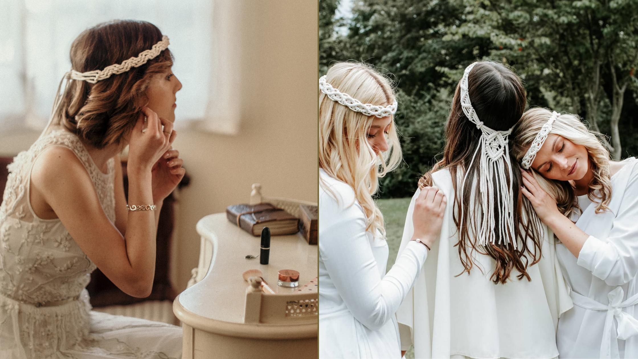 DADO makrame menyasszonyi hajdiszekpng