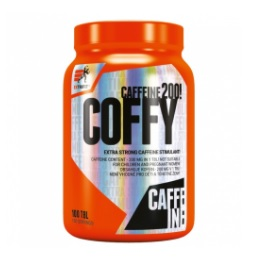 Extrifit - Coffy 200mg Stimulant 100tbl