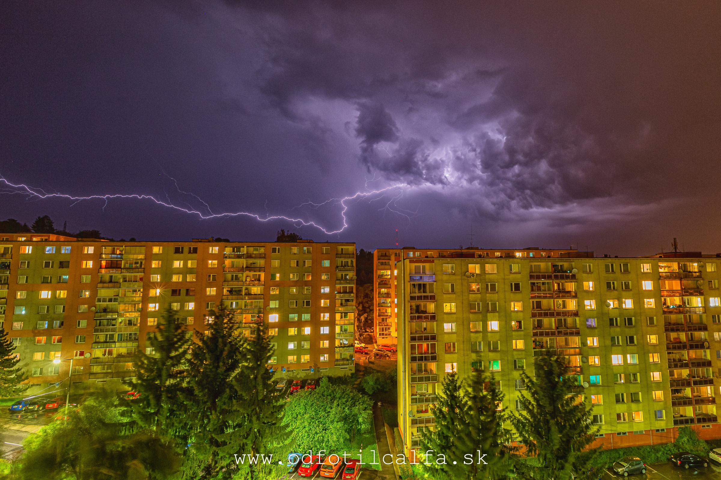 storm brka slovensko dankov stoziar blesky lightning-7JPG